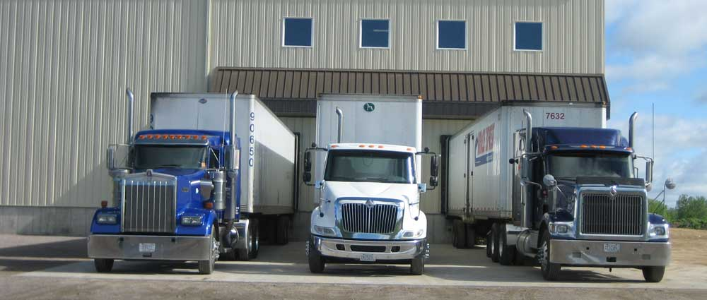 Cross Docking Center