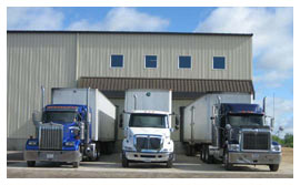 Cross Docking Warehouse