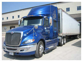 Pfeninger Trucking Services